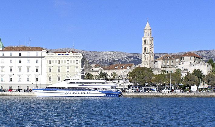 Hotel Club Adria Split