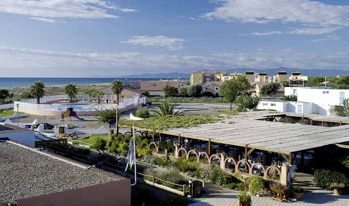 Vacances passion : vacances Aude–Village Rives des Corbières***