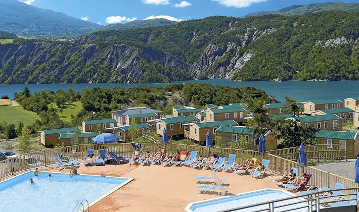 village vacance alpes de haute provence
